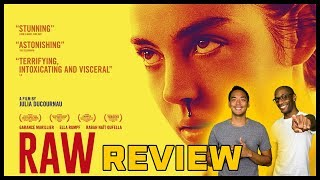Raw French Movie Review