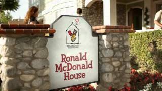 Frank & Morgan Gingerich - McDonald's Commercial