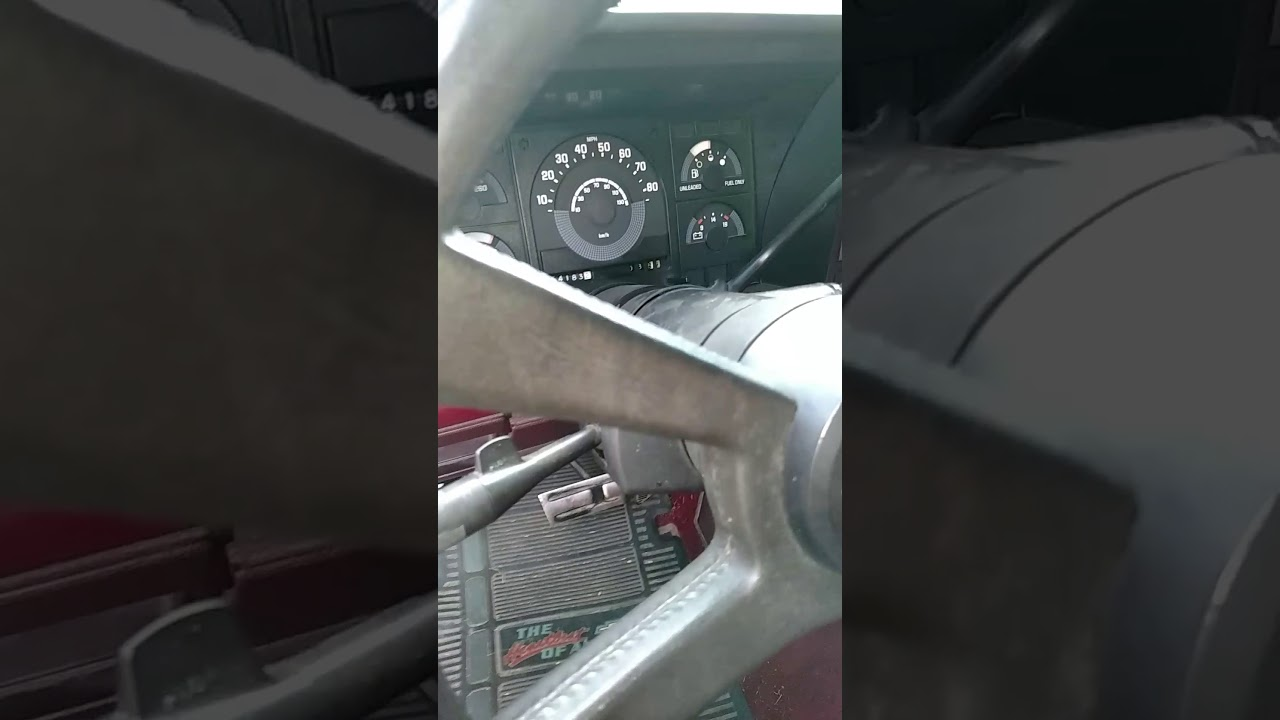 89 Chevy 1500 hesitation at acceleration