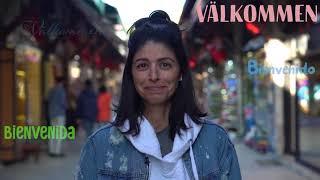 Turkey; Hoş Geldiniz: Welcome!