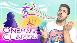 لازم تصارخ عشان تفوز !!! | One Hand Clapping