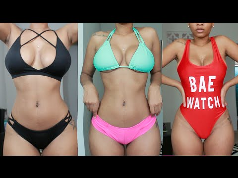 HUGE Swimsuit Try-on Haul | Zaful