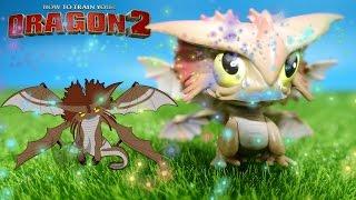 Как приручить дракона обзор игрушка Грозокрыл How to train your dragon Cloudjumper Stormcutter
