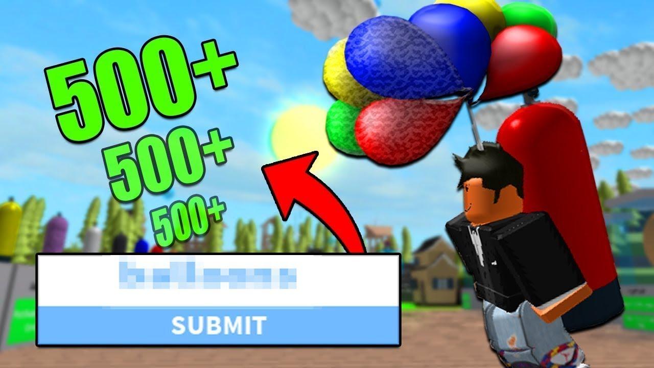 3 Insane Codes In Balloon Simulator Roblox Youtube