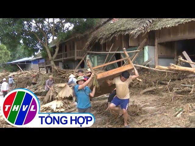THVL | Lũ quét gây thiệt hại nặng tại Lào Cai