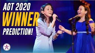 AGT Winner PREDICTION: Who Will WIN America's Got Talent 2020?