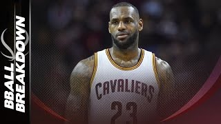 NBA Finals Game 3: How The Cavs Opened With a 19-4 Run