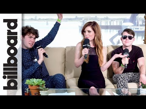 A Day in the Life of Echosmith: Behind the...
