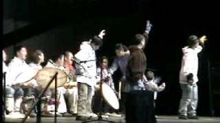 9 Alaska Federation of Natives Polar Bear Shake - song dance