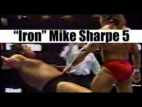 Iron Mike Sharpe vs Jim Powers: Jobber vs Jobber
