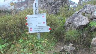 3 Tages-Tour Allgäuer Alpen - 2. Tag (Anderl Heckmair Gedächtnis-Pfad)