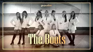 GUGUDAN(구구단) - THE BOOTS dance cover by RISIN'CREW from France