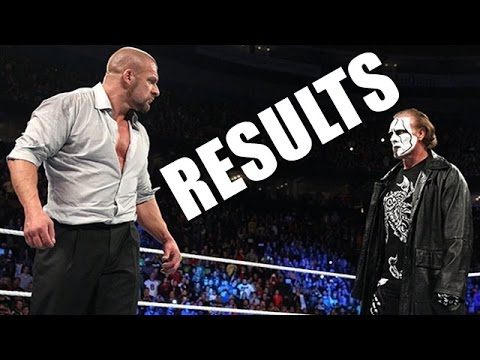 WWE Survivor Series 2014 - Results