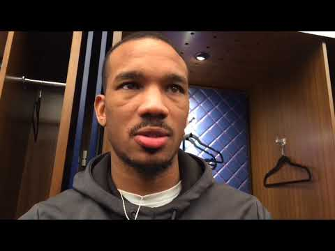 Pistons' Avery Bradley: We went back to the drawing board