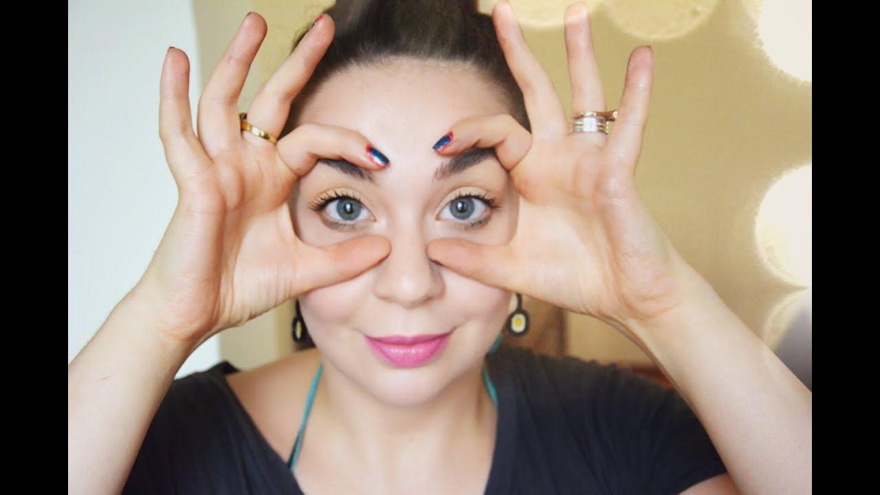 Gözleri büyük göstermenin yolları