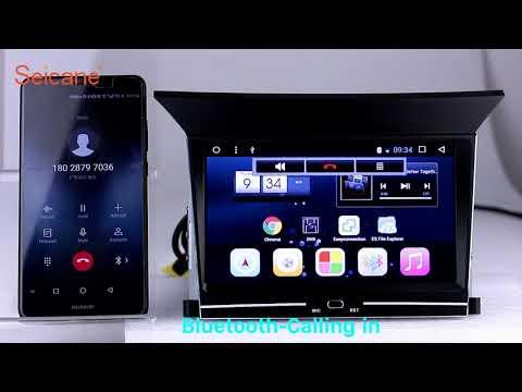 2009 2010 2011 2012 2013 HONDA PILOT Radio GPS Stereo Upgrade with USB Audio Auto A/V