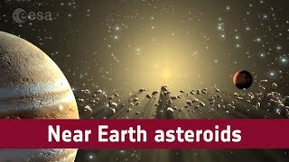 What is... a near-Earth asteroid?