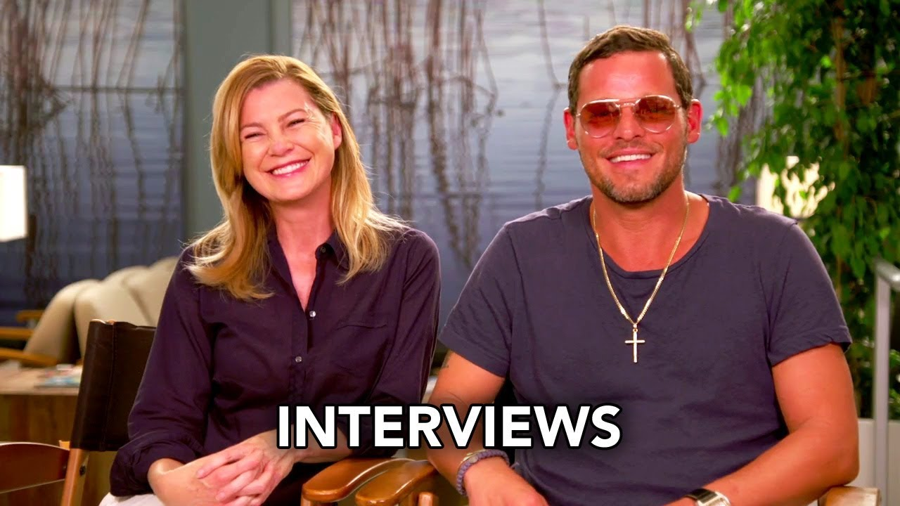 Grey\'s Anatomy 300th Episode - Cast Interviews (HD) - YouTube