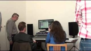 Natáčení CD  J.K.Vaňhal