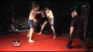 Josh Reed Vs. Carl Springer (170 TITLE Fight)