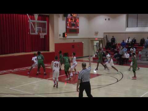 Varsity Basketball Catholic Memorial vs. West Roxbury