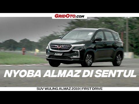 SUV Wuling Almaz | First Drive | GridOto