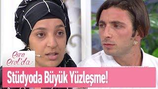 Bedensel engelli Tuğba ile eşi Adem karşı karşıya! - Esra Erol'da 15 Ekim 2019