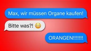 11 WhatsApp CHATS zwischen ELTERN und KINDERN