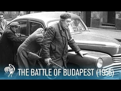 The Battle Of Budapest: Hungarian Revolution (1956) | British Pathé