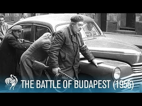 The Battle Of Budapest (1956)