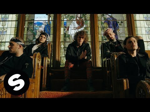 Cheat Codes x DVBBS - I Love It (Official Music Video)