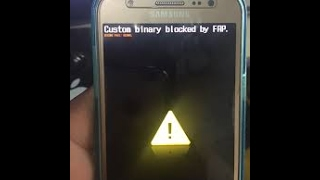 custom binary blocked by frp lock sorunu cözümü %100