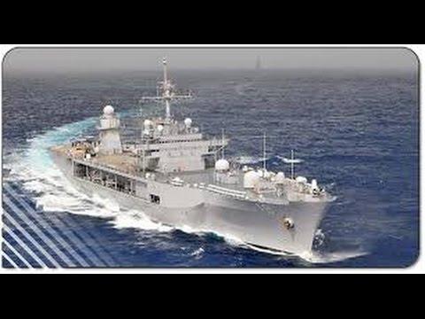 USS Blue Ridge - LCC 19