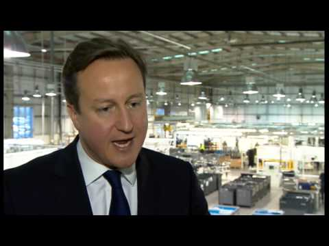 David Cameron gives his views on gay marriage