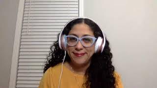 """Naida Saavedra: charla y lectura """"Escritores en el exilio"""", diciembre de 2020"""