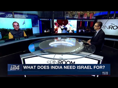 Dr Subramanian Swamy Answered Why Is Israel So Important To India