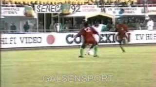 CAN 92     Sénégal vs Kenya 3e but de Bocandé