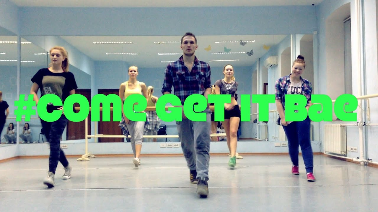 COME GET IT BAE - PHARRELL WILLIAMS (MILEY CYRUS) | choreography (DANCE) by ANDREW HEART