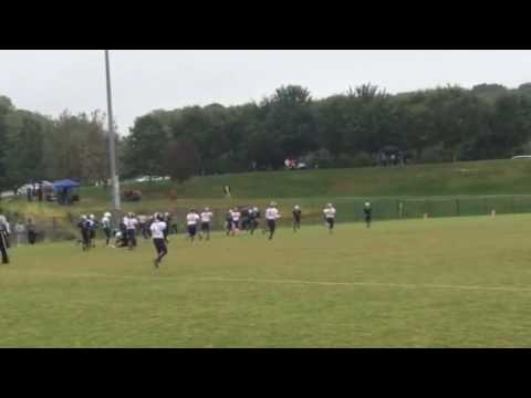 Antonio Berry vs pikesville
