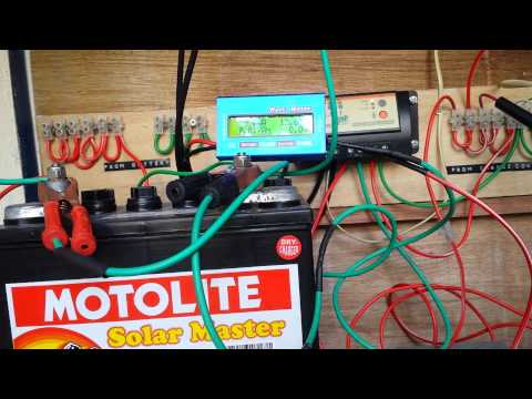 does-a-solar-charge-controller-consume-power?