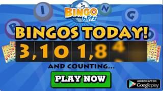 Bingo blitz! Play now