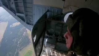 Не раскрылся парашют