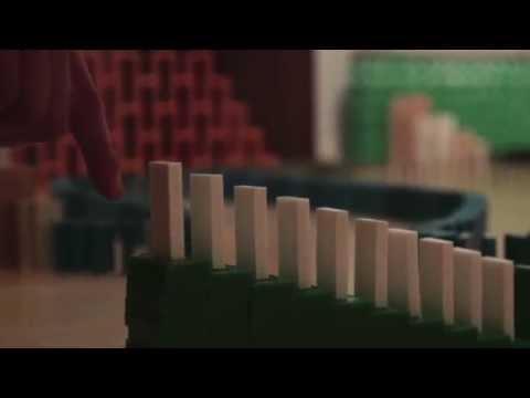 Domino interview of tobbendomino (includes 4500 dominoes)