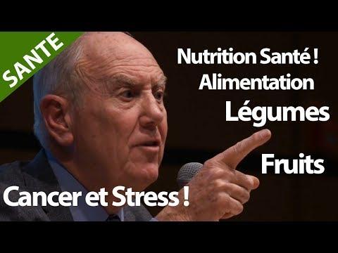 Professeur Joyeux.Alimentation Cuisson Santé Stress Cancer ? Fast Food Et medicaments ?