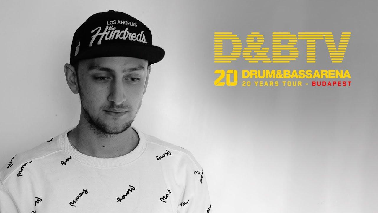 Drum&BassArena 20 Years Tour Budapest - Upgrade