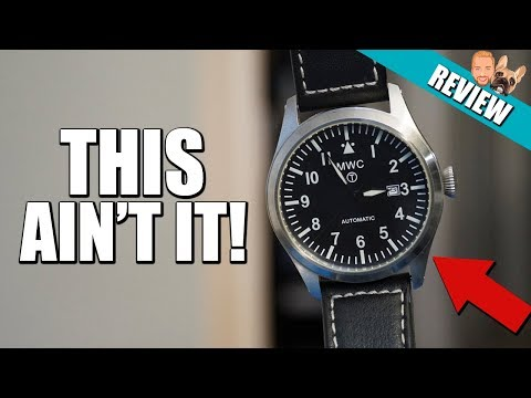 NOT Worth The Money - MWC Flieger Type-A Pilot Watch Review