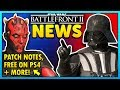 Battlefront 2 News Final Update Today Patch Notes  Lagu123 Mp3 - Mp4 Stafaband