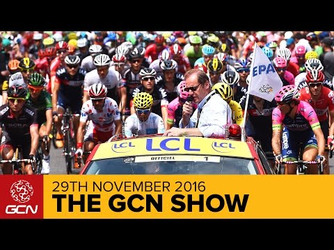 The Biggest Change In Pro Cycling? The GCN Show Ep. 203