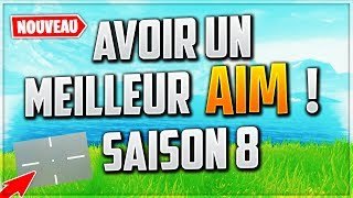 HAVE A BEST AIM ON FORTNITE SAISON 8: SPREAD and BLOOM!