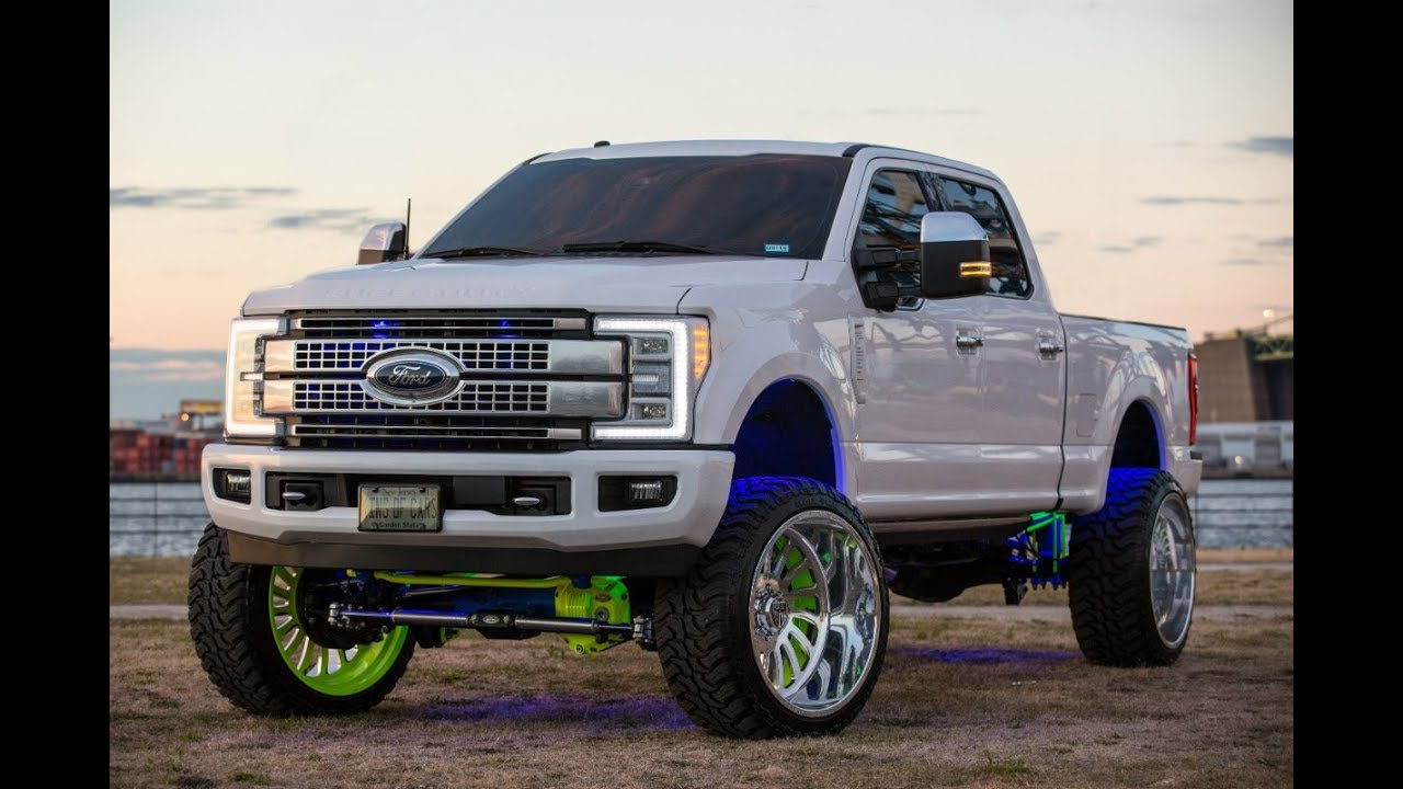 NEW 2019 2017 Ford F-250 PLATINUM 1899 . NEW MODEL. PRODUCTION 2019. - YouTube